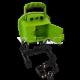 20W LED Презаредим Прожектор V-TAC SLIM Зелено Тяло 6000K