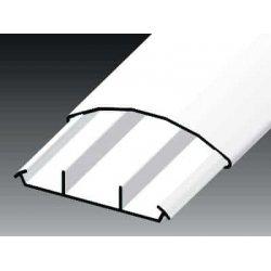 PVC кабелен канал 74.0x18.0мм LO-75 светло сив