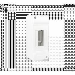 Кутия за автоматичен предпазител IP30 1-2