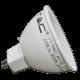 LED Крушка 7W MR16 12V Пластик 4500К