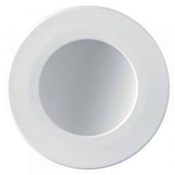 LED SMD луна 12W 4000K ф132мм 650Lm IP20 бяла индиректна светлина
