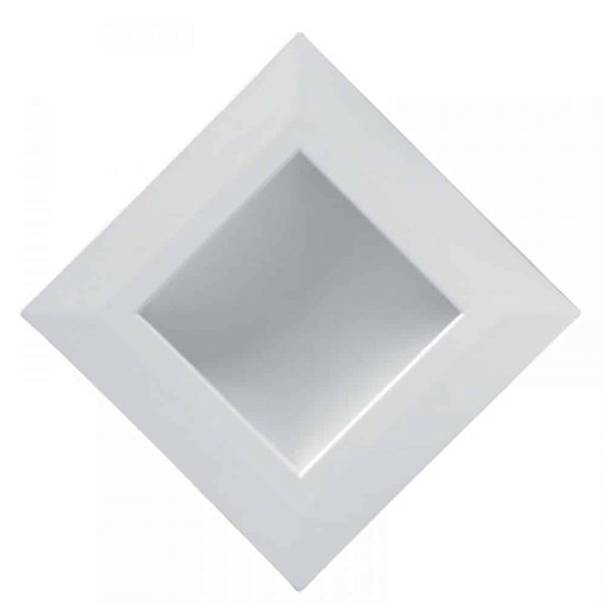 LED луна бяла индиректна светлина 12W CW 6000K