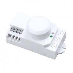 Сензор за движение 360° бял MICROWAVE IP20