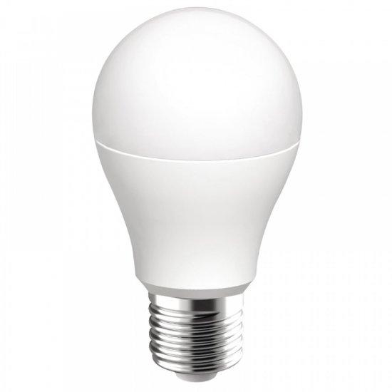LED лампа Plastic матирана 10W E27 A60 6500K