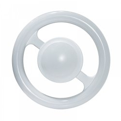 LED SMD тяло Double round основа Fix+E27 16W+4W 4000K 1850Lm