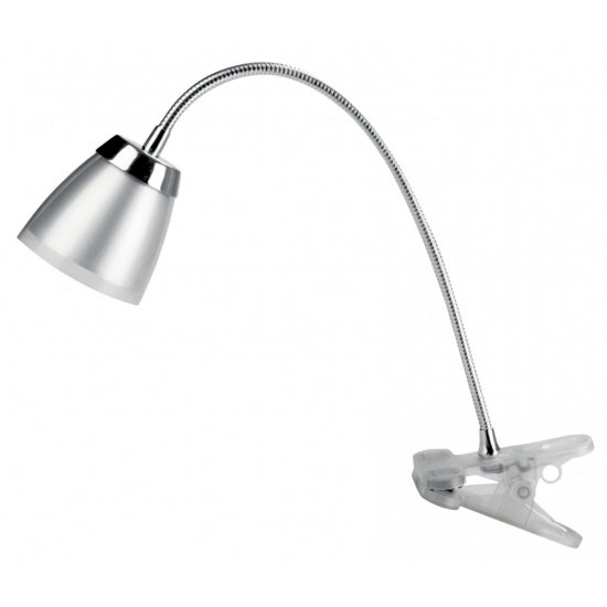 LED настолна лампа с щипка JOLLY 4W 4000K