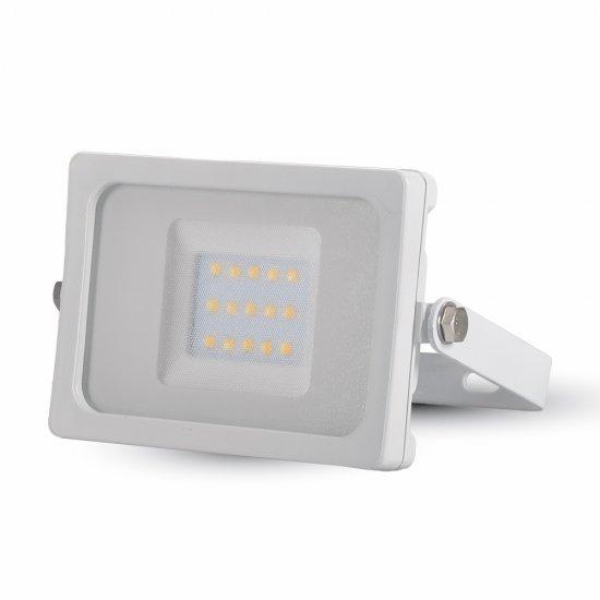 20W LED Прожектор SMD Бяло Тяло 3000K IP65