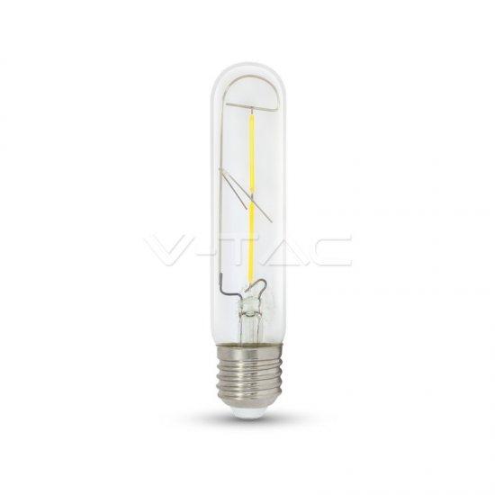 LED Крушка 2W Filament E27 T30 2700K