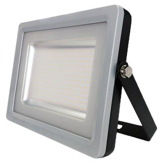 30W LED Прожектор SMD Черно/Сиво Тяло 3000K