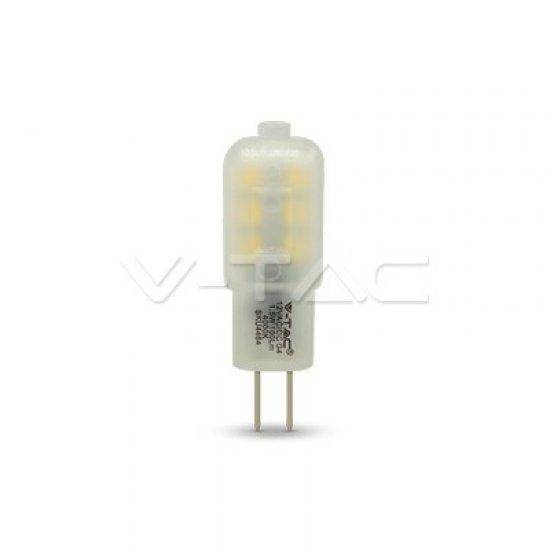 LED Крушка 1.5W 12V G4 Пластик 4000K