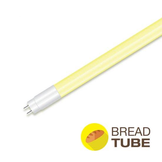 LED Пура T8 18W 120 см за Осветяване на Хляб