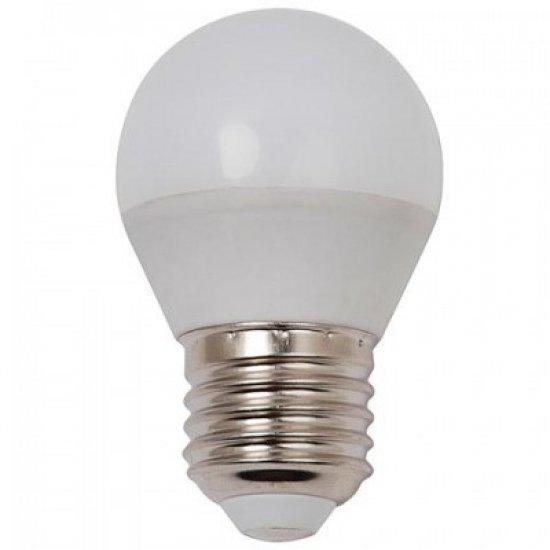 LED крушка 6W E27 4200K 480Lm G45 сфера