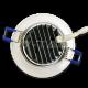 5W LED Луна COB Кръгла 6000К Бяло Тяло
