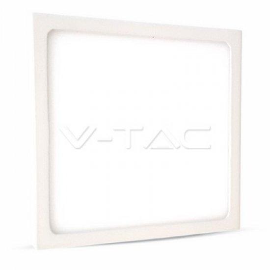18W LED Панел Външен Монтаж Квадрат 6400K 190х190мм