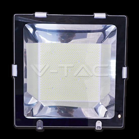 600W LED Прожектор SMD Класик Premium Черно Тяло 4500K