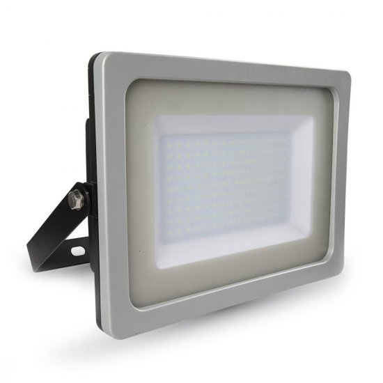 150W LED Прожектор SMD Черно/Сиво Тяло 6000K