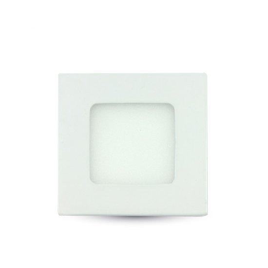 LED Premium Панел Квадрат 3W 6400K 84х84мм