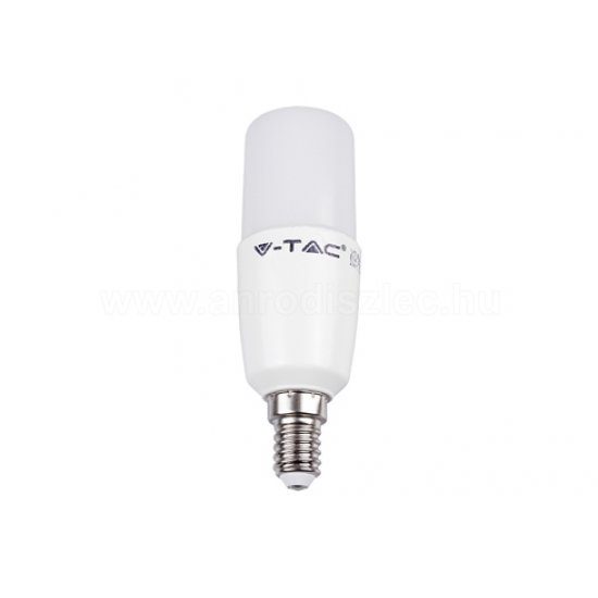LED Крушка 9W E14 T37 Пластик Студено Бяла Светлина