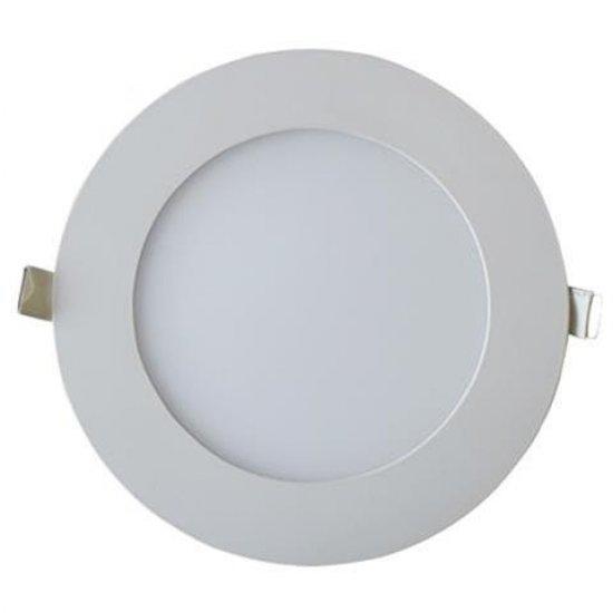 LED Панел 15W SMD SLIM Кръг Ф176мм 4200K