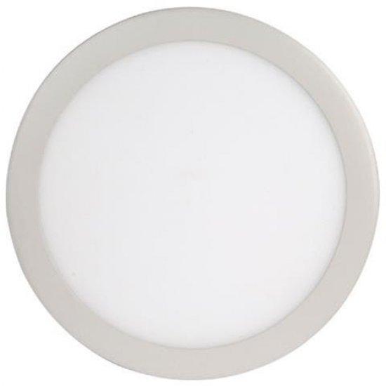 LED Панел 18W SMD SLIM Кръг Ф215мм 2700K