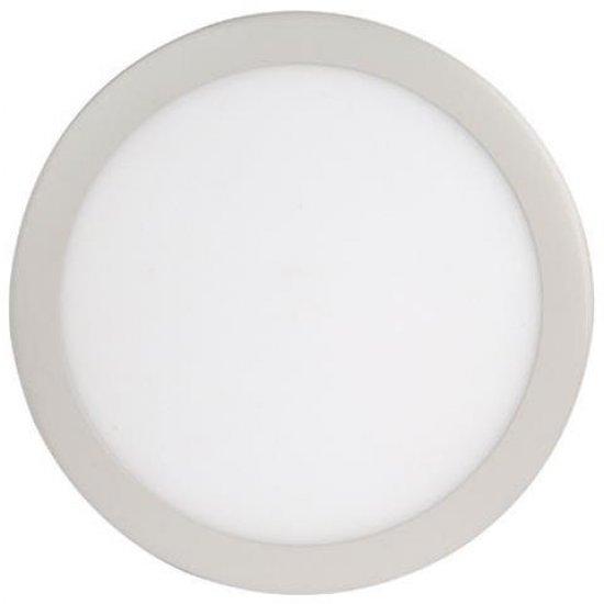 LED Панел 24W SMD SLIM Кръг Ф279мм 6400K