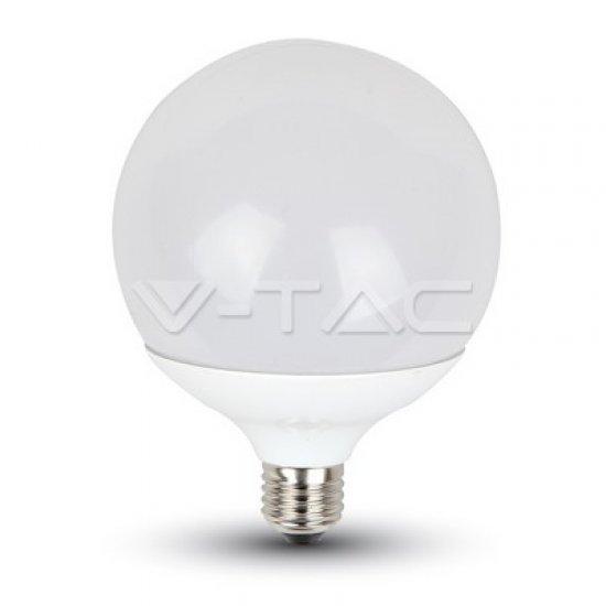 LED Крушка 18W E27 G120 Глобус 6000K