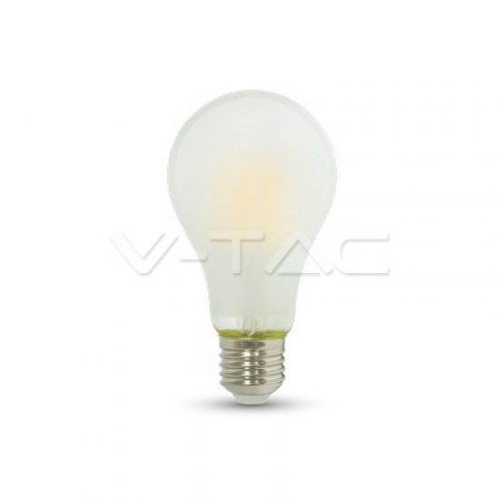 LED Крушка 10W E27 A67 Filament Матирана 4000K