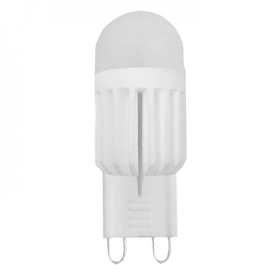 LED крушка 3W G9 6400K 220V SMD димируема