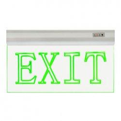 LED Аварийно тяло EXIT 1.5W 50Lm IP20