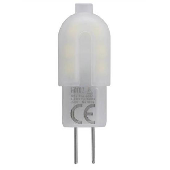 LED крушка SMD 2W G4 6400K 200Lm