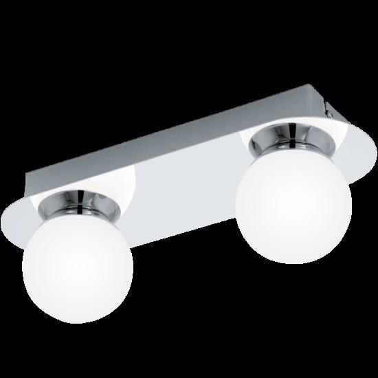 LED Плафон-Аплик за баня MOSIANO 2х3.3W IP44