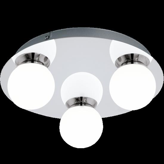 LED Плафон-Аплик за баня MOSIANO 3х3.3W IP44