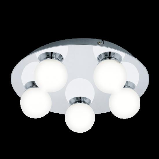 LED Плафон-Аплик за баня MOSIANO 5х3.3W IP44