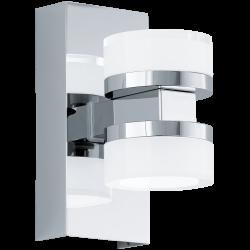 LED Аплик за баня ROMENDO 2х4.5W IP44