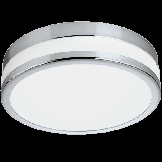 LED Плафон за баня хром PALERMO 24W IP44