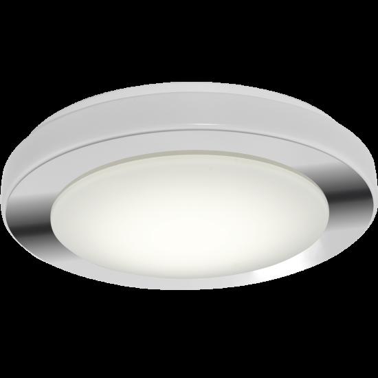 LED Плафон за баня кант хром CAPRI 16W IP44