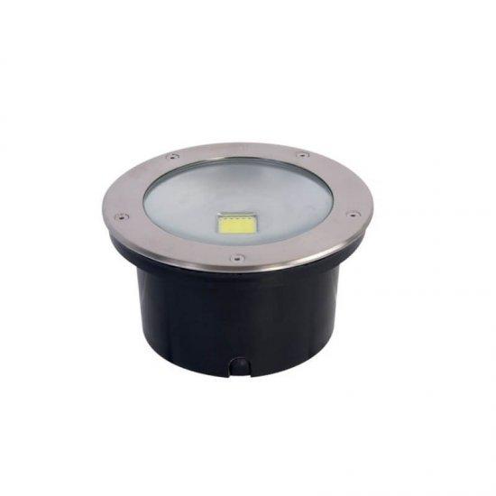 LED Луна подова Caro U776 IP65 20W 6000К 2000Lm 230V кръгла