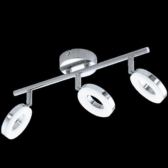 LED Спот за баня хром GONARO 3х3.8W IP44