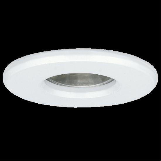 LED Влагозащитена луна бяла IGOA Ф85 IP44