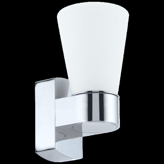 LED Аплик за баня хром CAILIN 3000K IP44