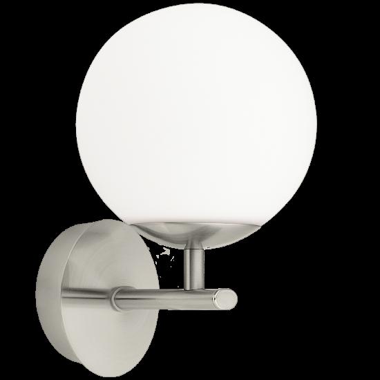LED Аплик за баня сатен никел PALERMO 3000K IP44