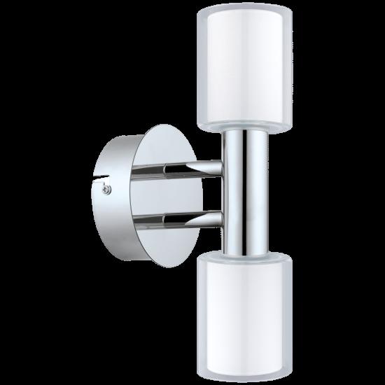 LED Аплик за баня хром PALERMO 3000K IP44