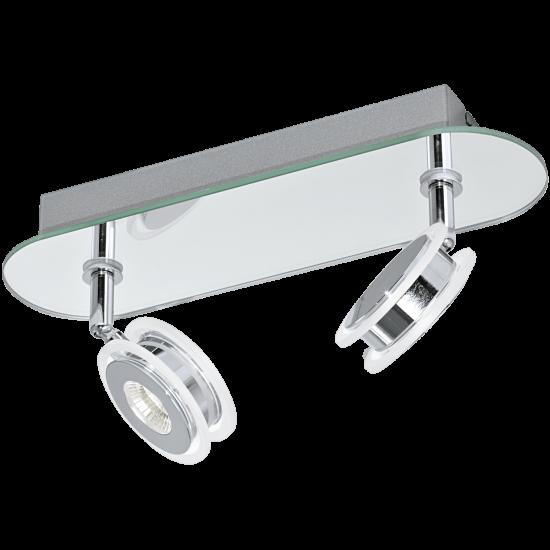 LED Спот за баня AGUEDA 2х3.3W IP44