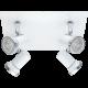 LED Спот за баня бял TAMARA 4х3.3W IP44