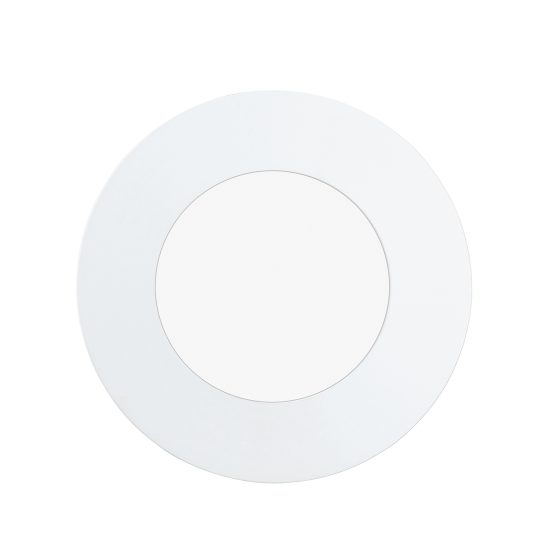 LED Панел влагозащитен бял FUEVA Ф85 3000K IP44