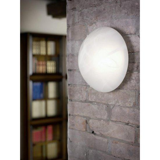 LED Плафон за баня бял BARI 16W IP44