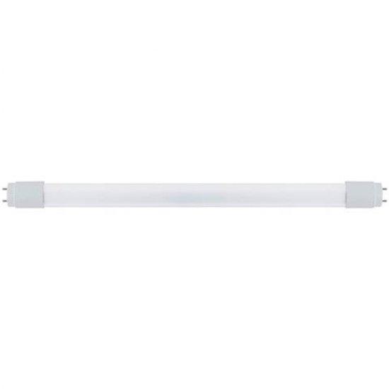 LED пура T8 9W 60см SMD стъклена 750lm 6400K