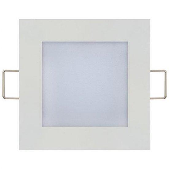 LED Панел 6W SMD SLIM Квадрат 105х105мм 4200K