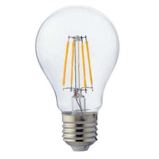 LED крушка Filament балон E27 4W 27000K