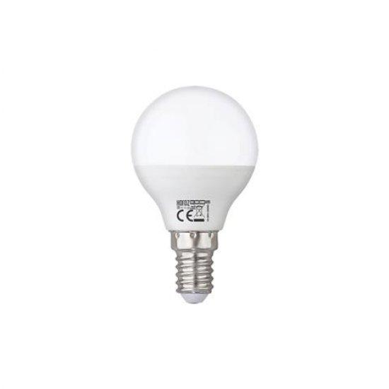 LED крушка 8W E14 6400K 800Lm малък балон
